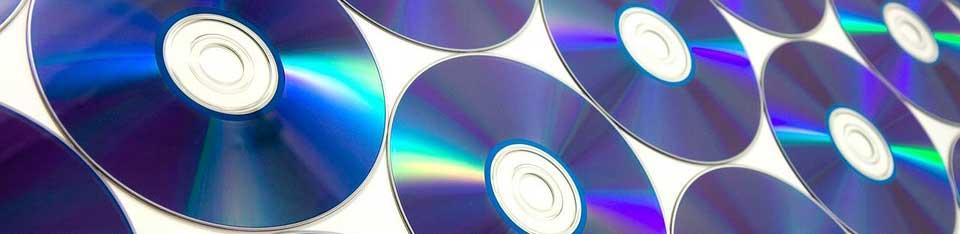 CD и DVD диски
