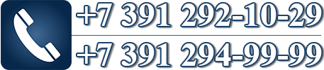 Телефон +73912921029 +73912937452