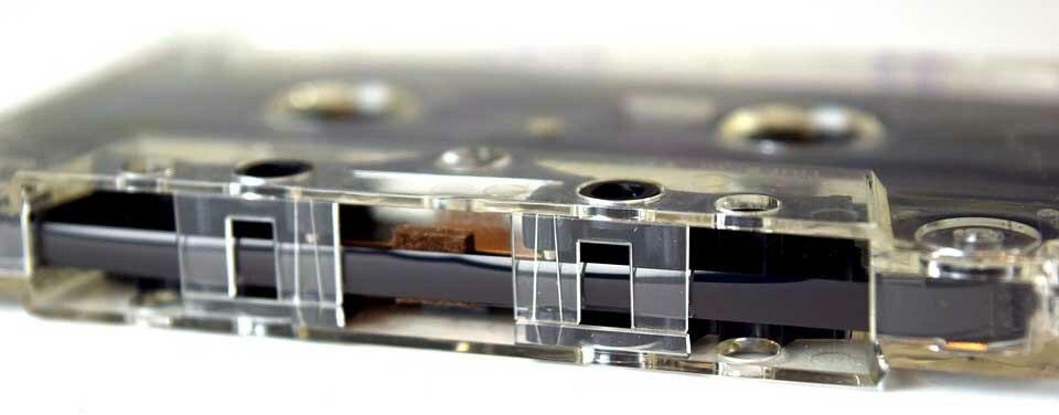 запись на касете